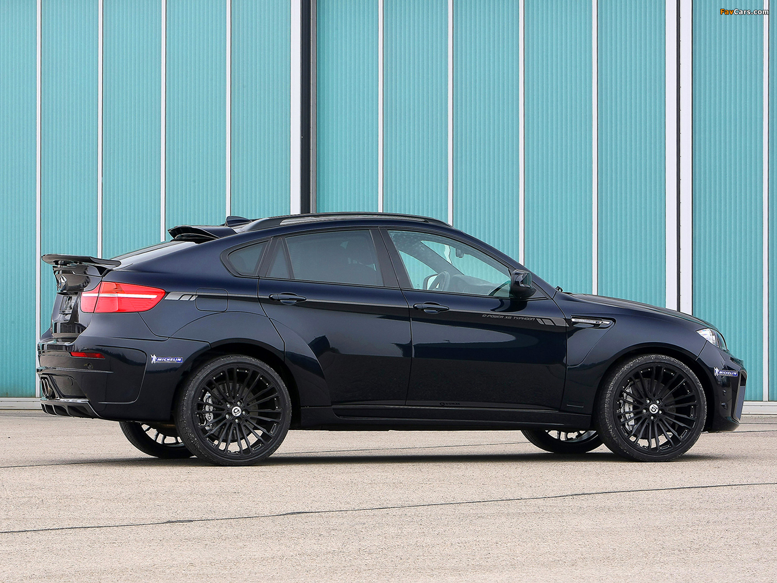 G-Power BMW X6 M Typhoon (E71) 2010 pictures (1600x1200)