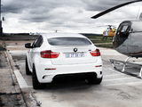 IND BMW X6 M VRS (E71) 2011 wallpapers