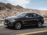 BMW X6 xDrive50i (F16) 2014 images