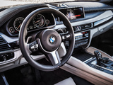 BMW X6 M50d (F16) 2014 pictures