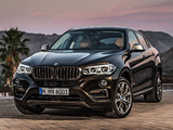 BMW X6 xDrive50i (F16) 2014 wallpapers