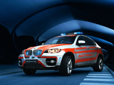 Images of BMW X6 xDrive50i Notarzt (E71) 2009–12