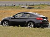 Photos of BMW X6 M US-spec (E71) 2009