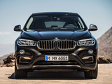 Photos of BMW X6 xDrive50i (F16) 2014