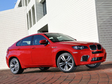 Pictures of BMW X6 M (E71) 2009