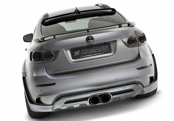 Pictures Of Hamann Tycoon Evo M E71 2011