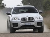 Pictures of BMW X6 M50d AU-spec (E71) 2012