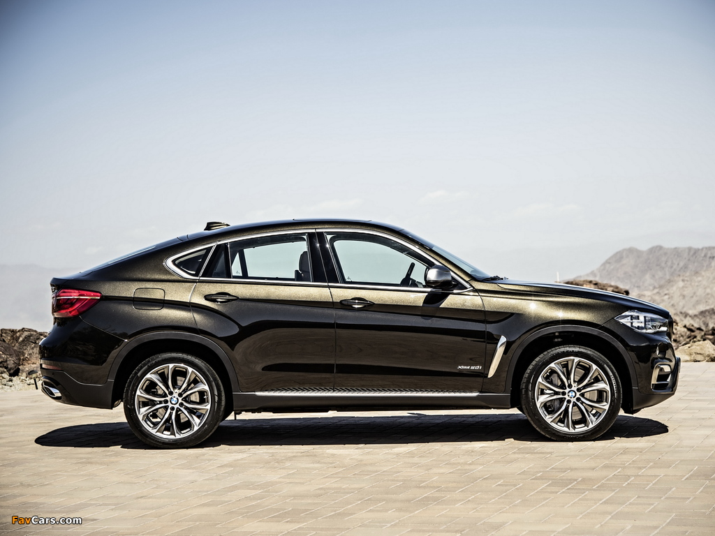 Pictures Of Bmw X6 Xdrive50i F16 2014 1024x768