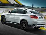 BMW X6 xDrive35d Performance Package (E71) 2010 wallpapers