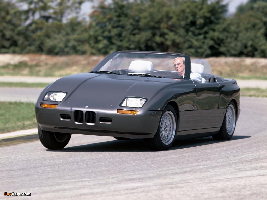 BMW Z1 Prototype 1985 pictures (1024 x 768)