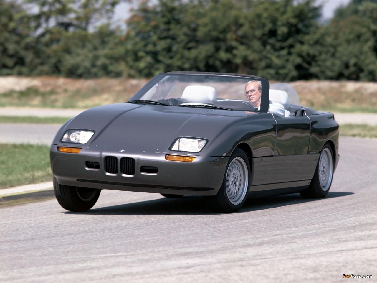 BMW Z1 Prototype 1985 pictures (1280 x 960)