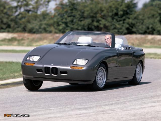 BMW Z1 Prototype 1985 pictures (640 x 480)