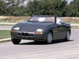 BMW Z1 Prototype 1985 pictures