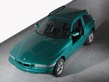 BMW Z1 Coupe Prototype 1991 photos