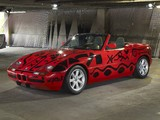 BMW Z1 Art Car by A.R. Penck (E30) 1991 pictures