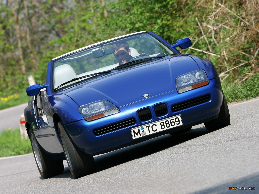 Photos Of Bmw Z1 E30 1988 91 1024x768