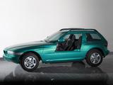 Photos of BMW Z1 Coupe Prototype 1991