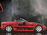 Wallpapers of BMW Z1 Art Car by A.R. Penck (E30) 1991