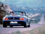 BMW Z3 Roadster (E36/7) 1995–2002 images
