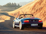 BMW Z3 Roadster (E36/7) 1995–2002 photos