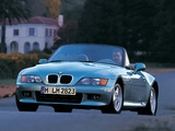 BMW Z3 Roadster (E36/7) 1995–2002 wallpapers