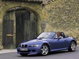 BMW Z3 M Roadster (E36/7) 1996–2002 wallpapers