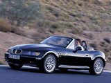 BMW Z3 2.8 Roadster (E36/7) 1997–2000 images