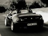 BMW Z3 2.8 Roadster (E36/7) 1997–2000 wallpapers