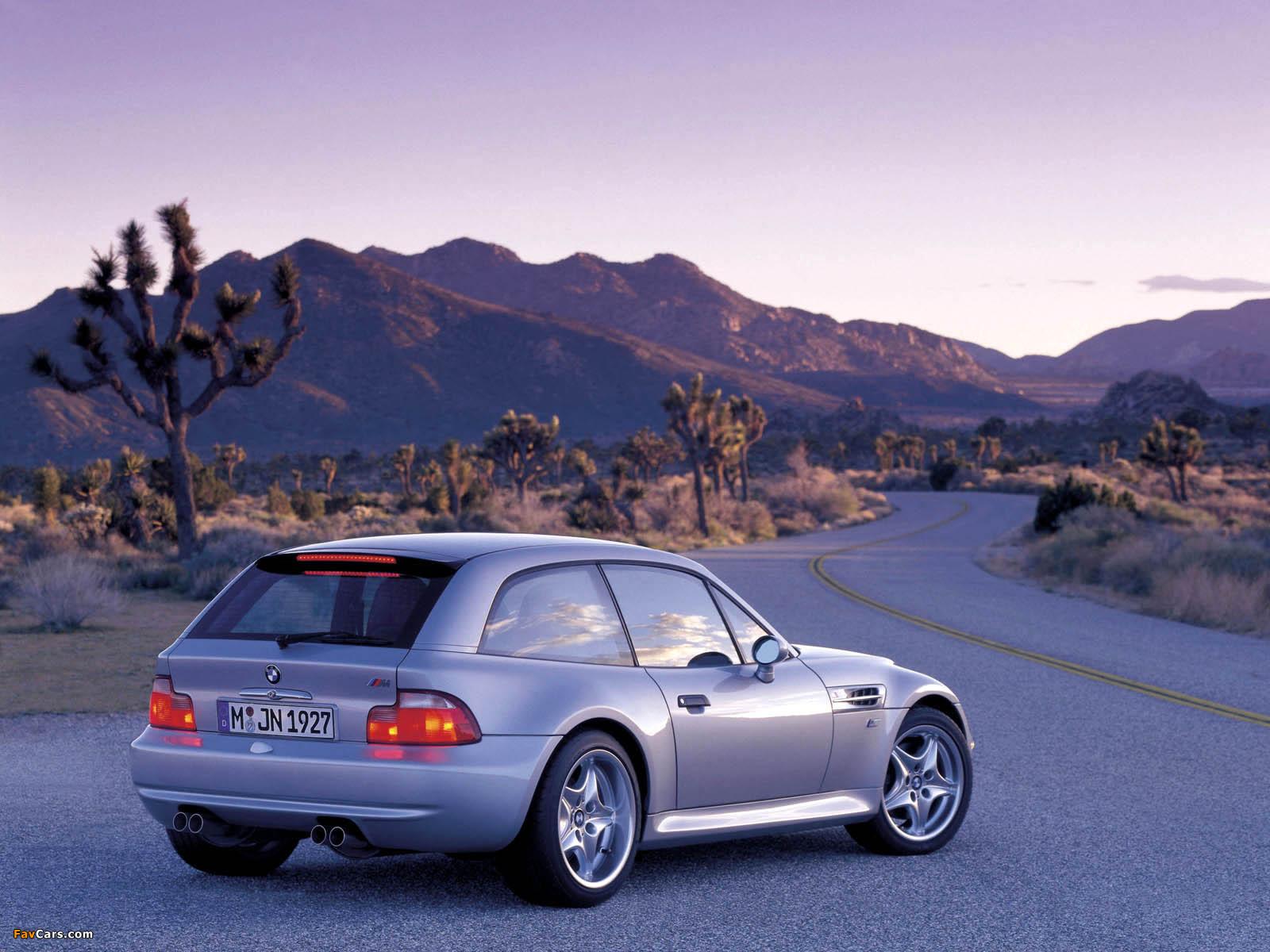 BMW Z3 M Coupe (E36/8) 1998-2002 images (1600x1200)