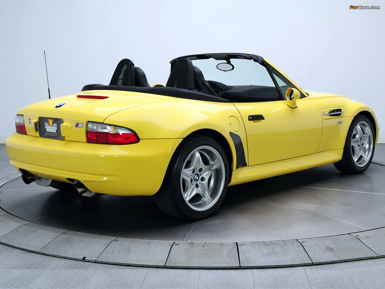 Bmw Z3 M Roadster Us Spec E36 7 1998 2002 Photos 1280x960
