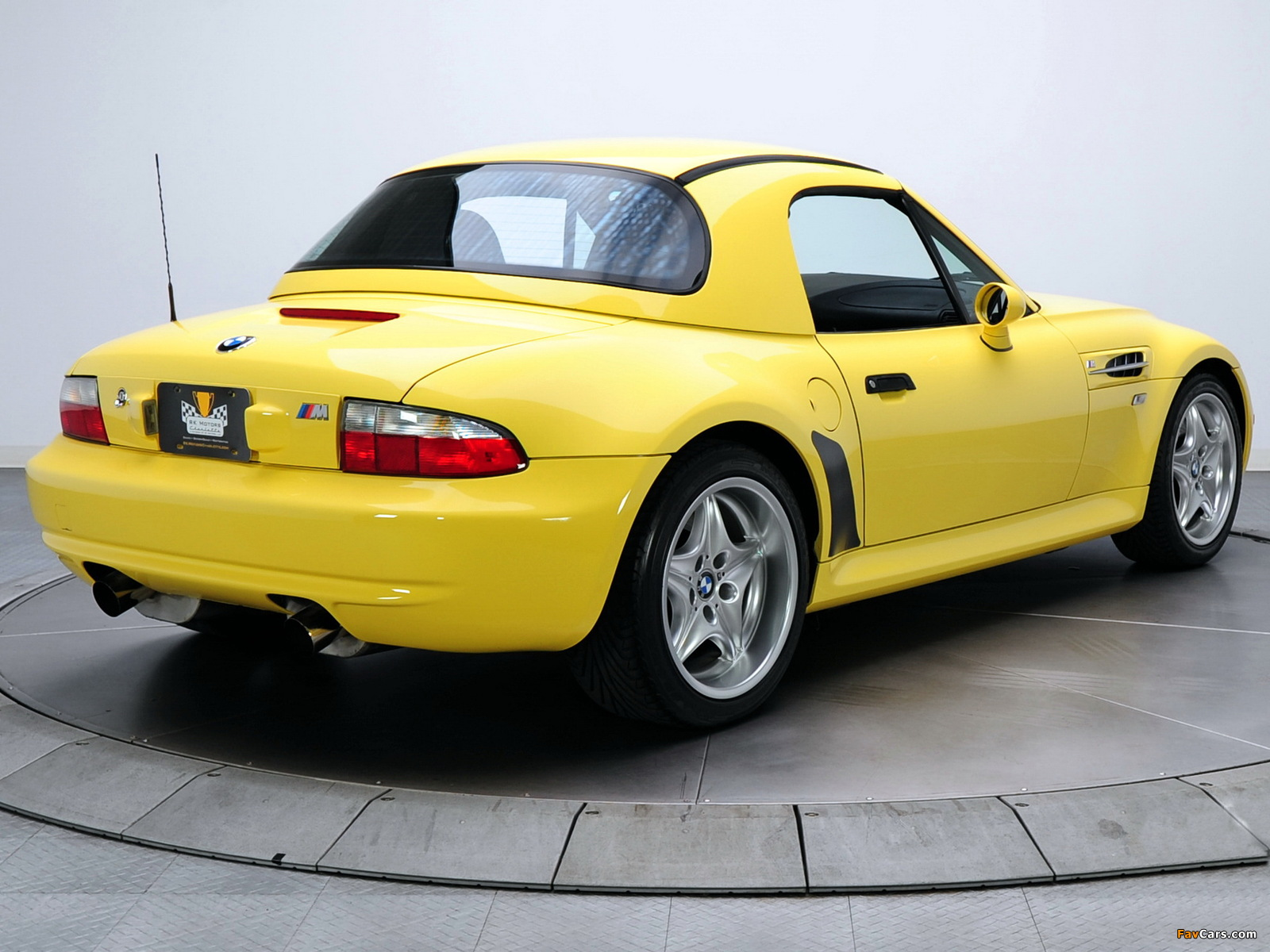 Bmw Z3 M Roadster Us Spec E36 7 1998 2002 Pictures 1600x1200