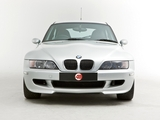 BMW Z3 M Coupe UK-spec (E36/8) 1998–2002 wallpapers