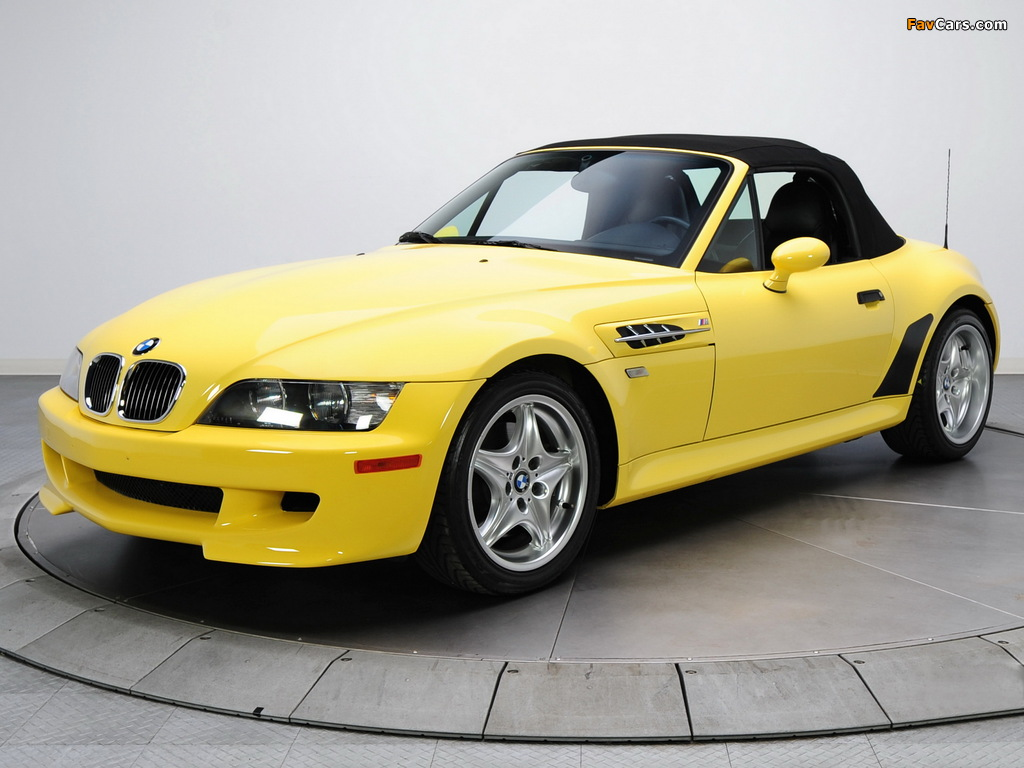 Bmw Z3 M Roadster Us Spec E36 7 1998 2002 Wallpapers