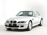 Images of BMW Z3 M Coupe UK-spec (E36/8) 1998–2002