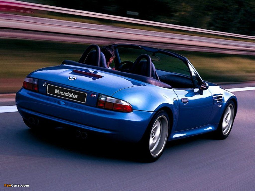 Photos Of Bmw Z3 M Roadster E36 7 1996 2002 1024x768