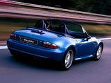 Photos of BMW Z3 M Roadster (E36/7) 1996–2002
