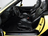 Photos of BMW Z3 M Roadster US-spec (E36/7) 1998–2002