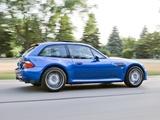 Photos of BMW Z3 M Coupe US-spec (E36/8) 1998–2002