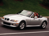 Photos of BMW Z3 2.3 Roadster (E36/8) 1999–2000