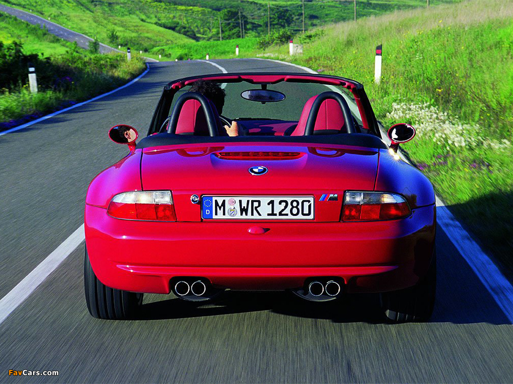 Pictures of BMW Z3 M Roadster (E36/7) 1996–2002 (1024x768)