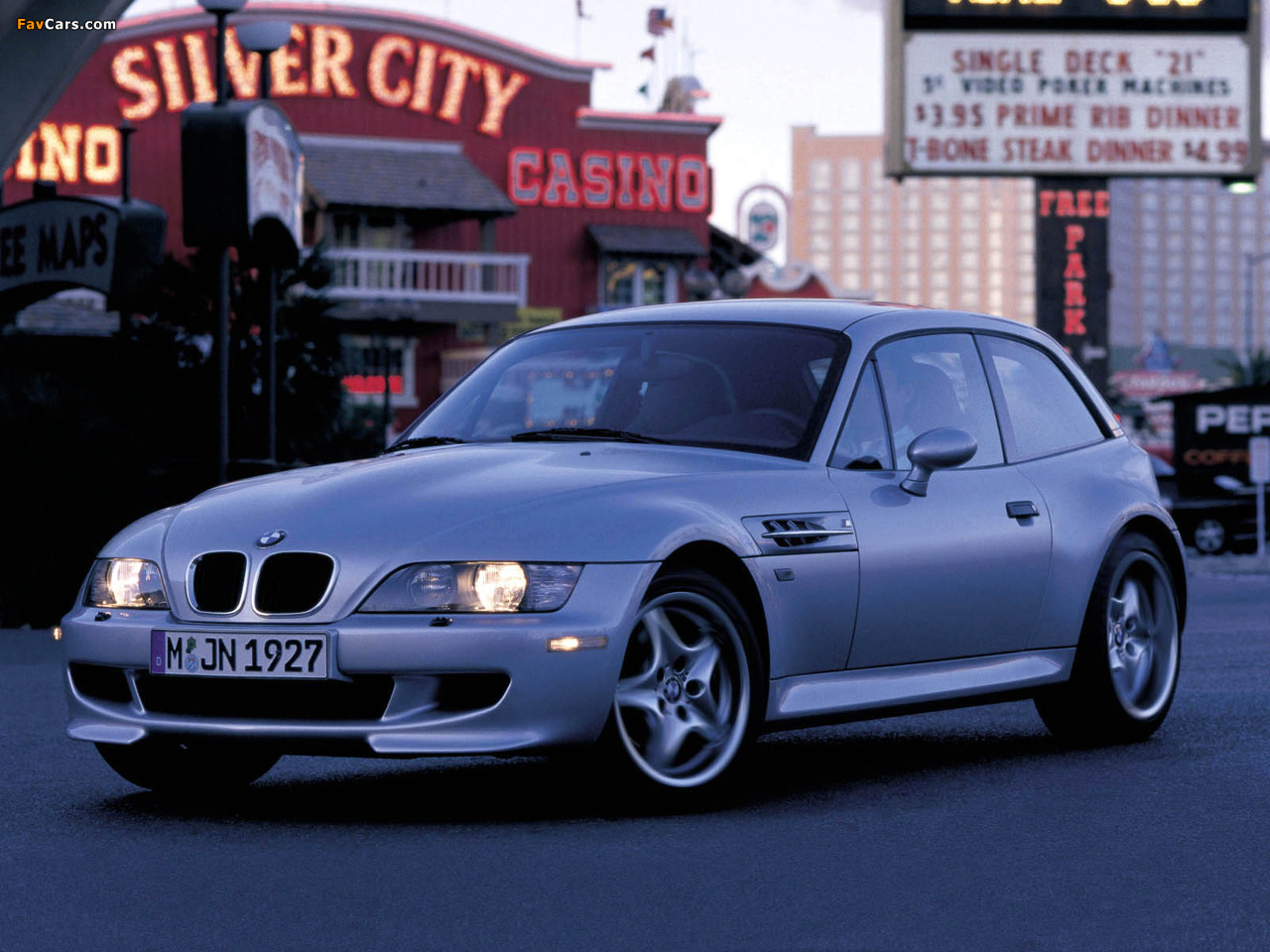 Pictures of BMW Z3 M Coupe (E36/8) 1998–2002 (1280x960)