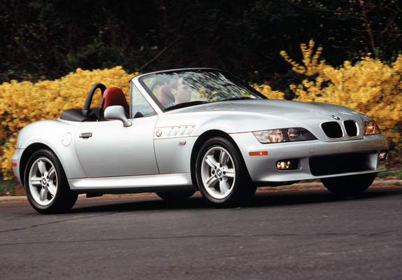 BMW Z3 Roadster (E36/7) 1995-2002 wallpapers