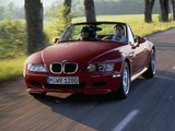 BMW Z3 M Roadster (E36/7) 1996–2002 wallpapers