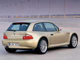 BMW Z3 3.0i Coupe (E36/8) 2000–02 wallpapers