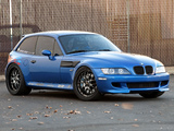 EAS BMW Z3 M Coupe (E36/8) 2011 wallpapers