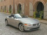 BMW Z4 3.0i Roadster US-spec (E85) 2002–05 images