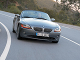 BMW Z4 3.0i Roadster (E85) 2002–05 images