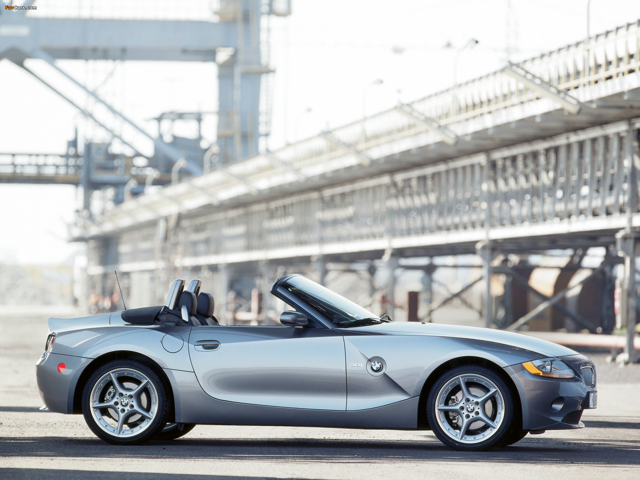 Bmw Z4 3 0i Roadster E85 2002 05 Pictures 2048x1536