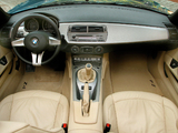 BMW Z4 3.0i Roadster US-spec (E85) 2002–05 wallpapers