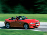 Alpina Roadster S (E85) 2003–05 wallpapers